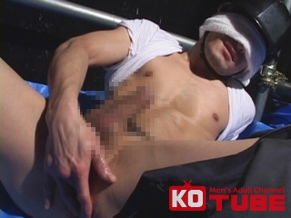 エロ動画、Mania Club ケツモロ感バリウケ筋肉ガテン野郎!の表紙画像