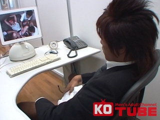 エロ動画、SUPER3 MASATO 01☆エリートシコシコリーマンの表紙画像