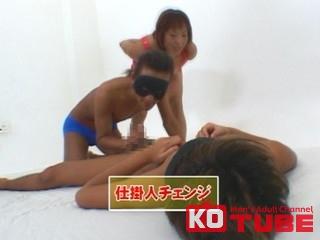 エロ動画、SUPER3 ノンケ☆どっきり○秘報告 Part.5の表紙画像