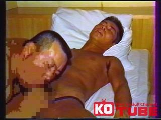 エロ動画、テキーラ 『黒スイマー白ガテン』の表紙画像